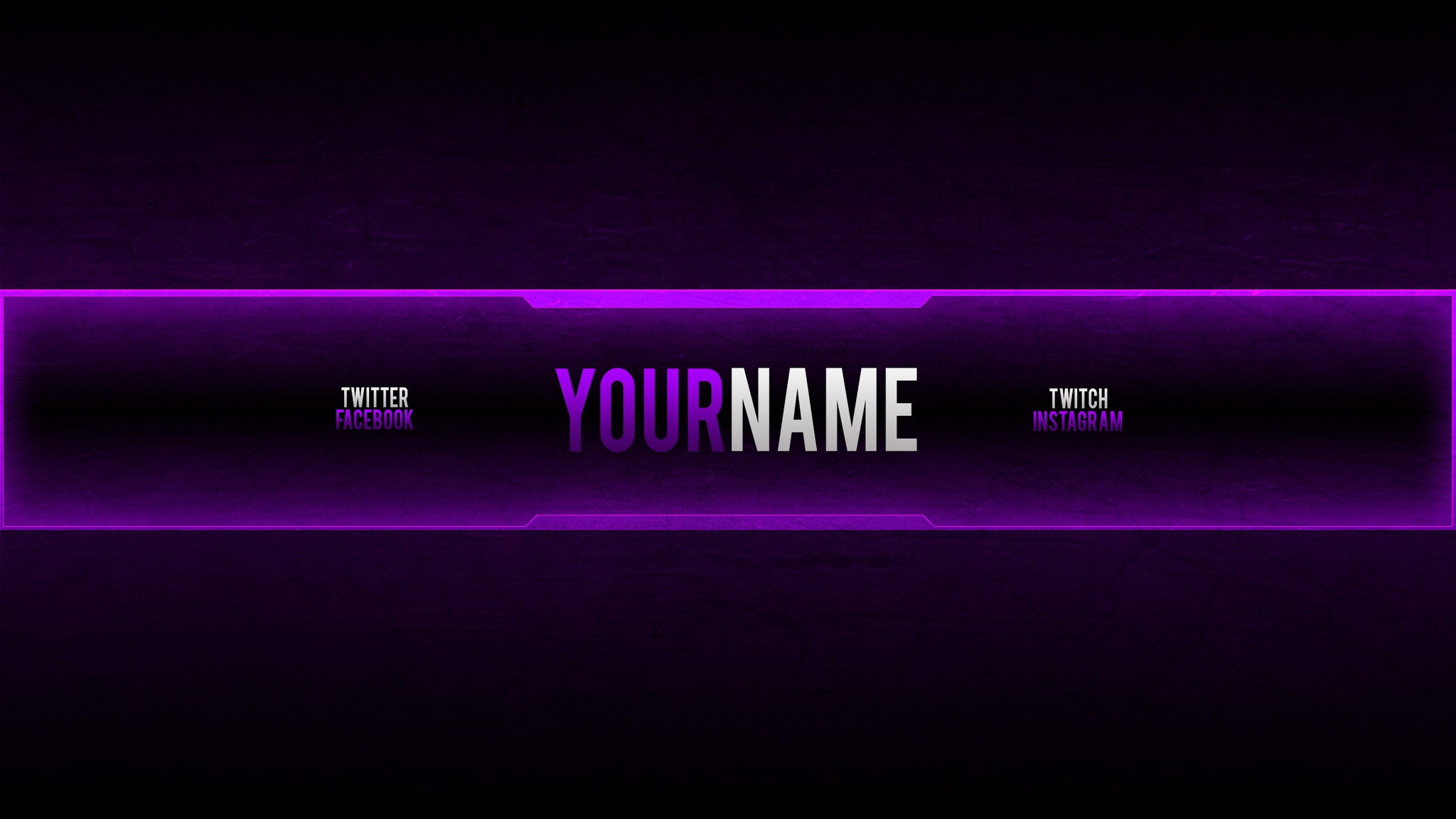 youtube banner 2048x1152 best template examples card from user