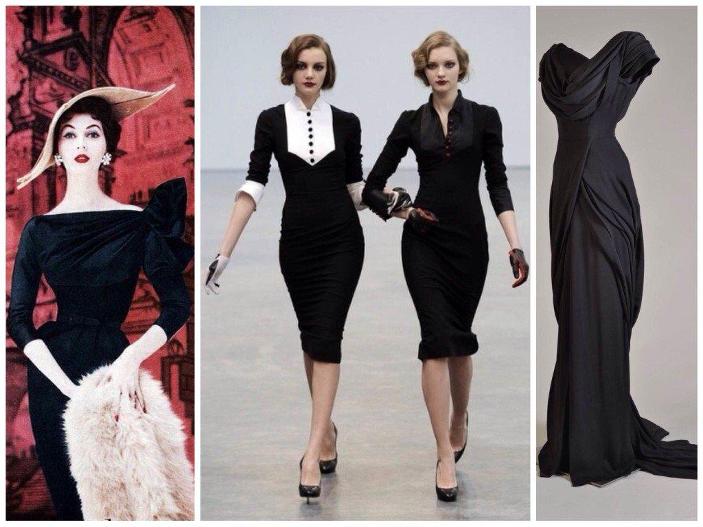 35dd9a966c8 Советы с Коко Шанель и её маленькое черное платье изменили отношение мира к  черному цвету. Советы с