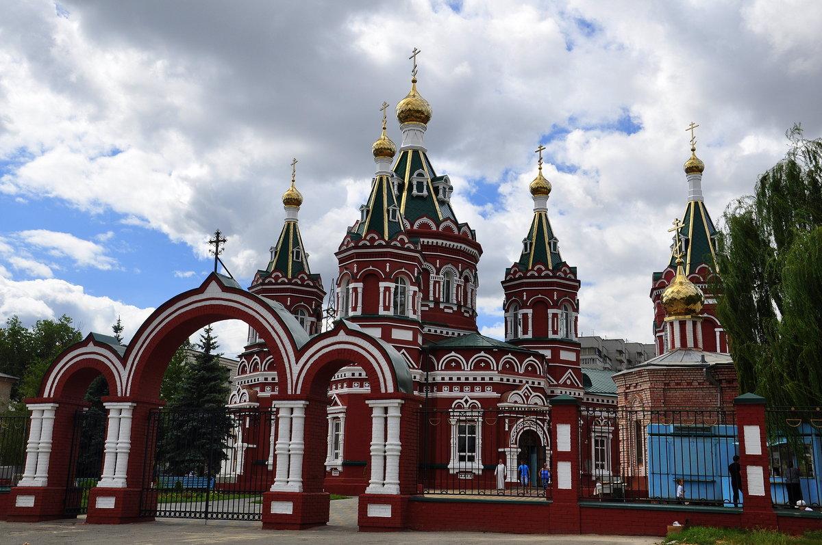 Открытки, картинки казанский собор волгоград