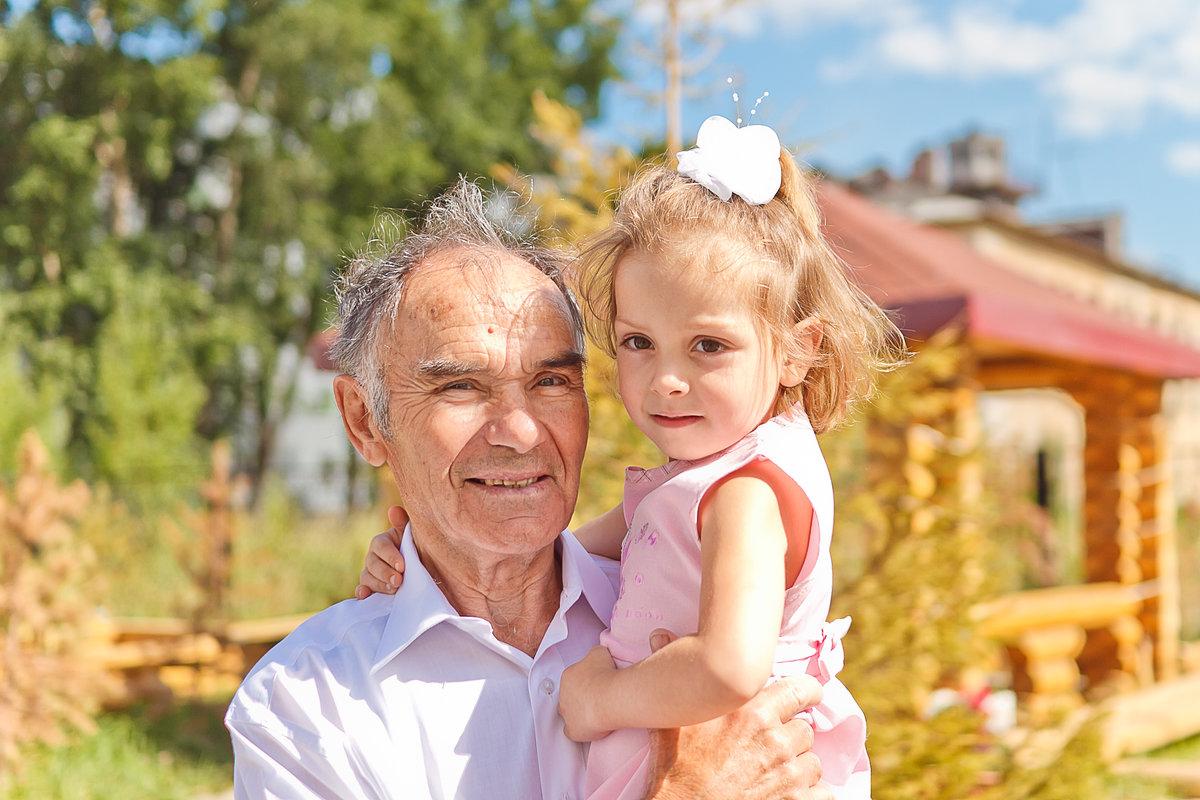 внучной дед с