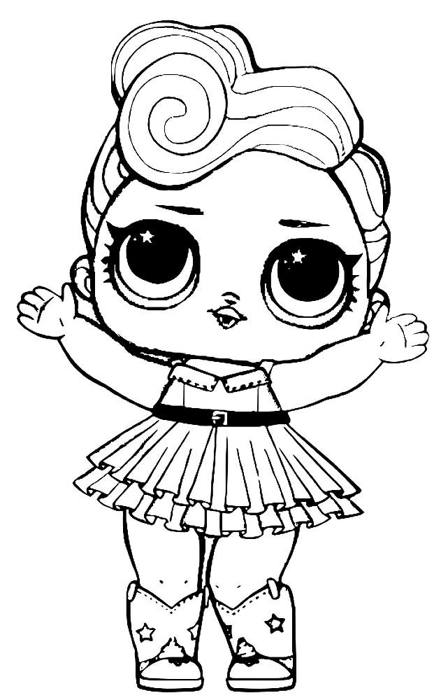 «Раскраски Куклы ЛОЛ» — карточка пользователя ponizova ...