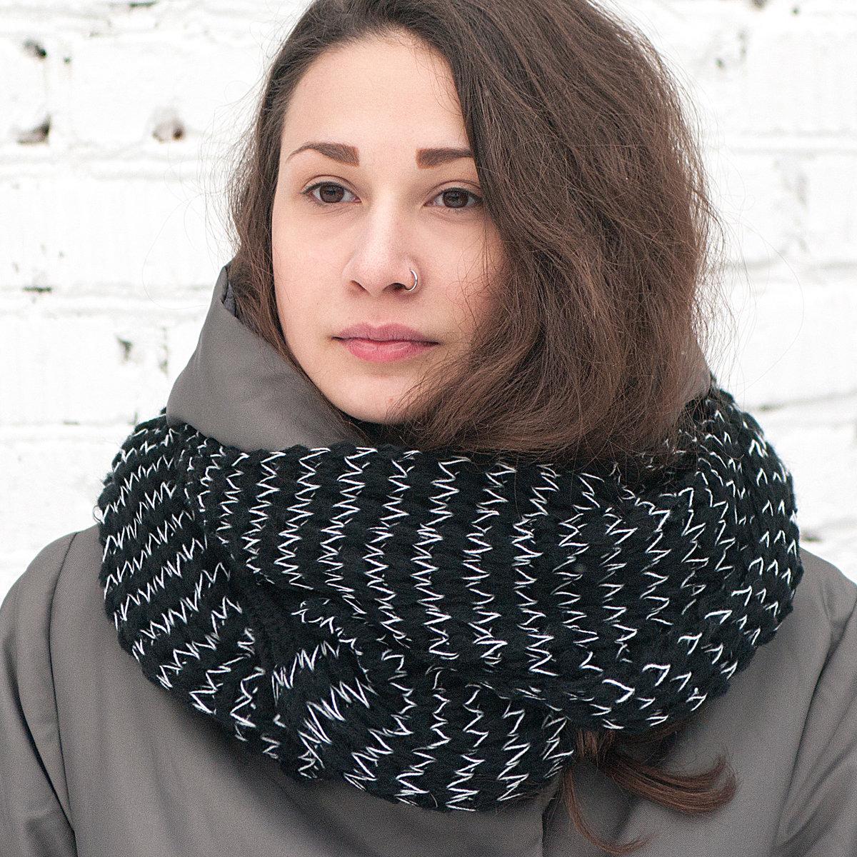 Смешные картинки шарф