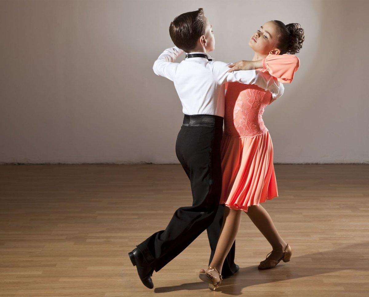 Бейсики для бальных танцев
