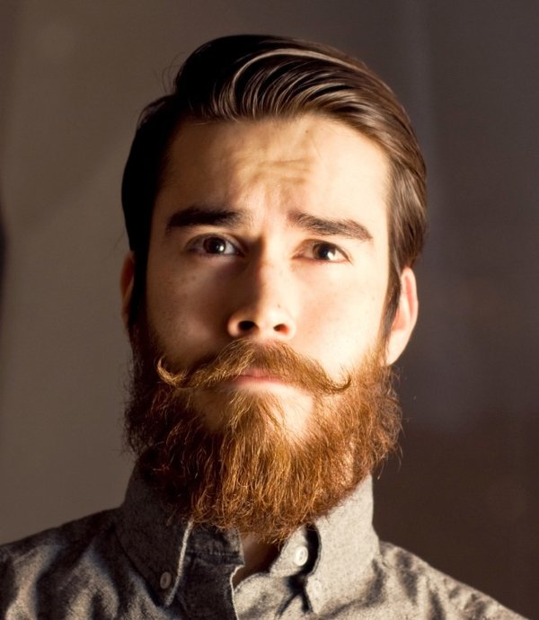как можно отрастить бороду фото поводу
