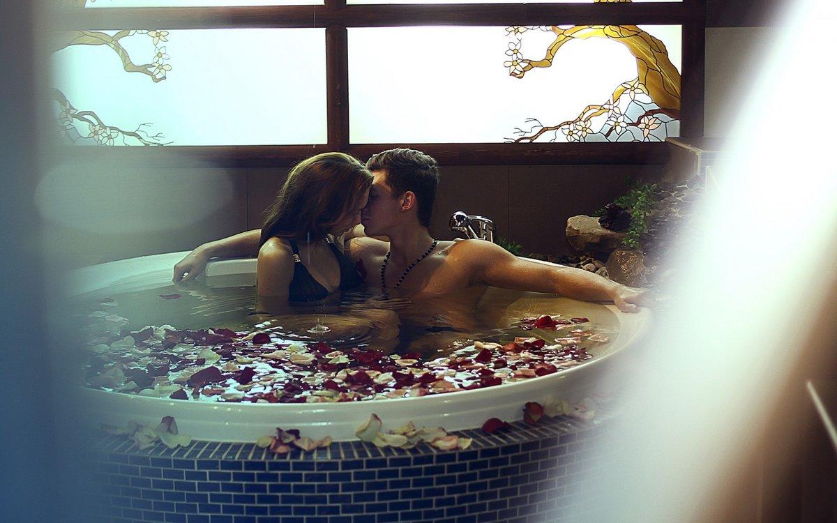 Куни в ванне видео 10