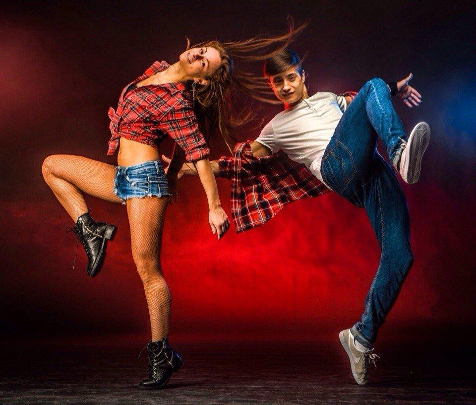 Картинка современный танец