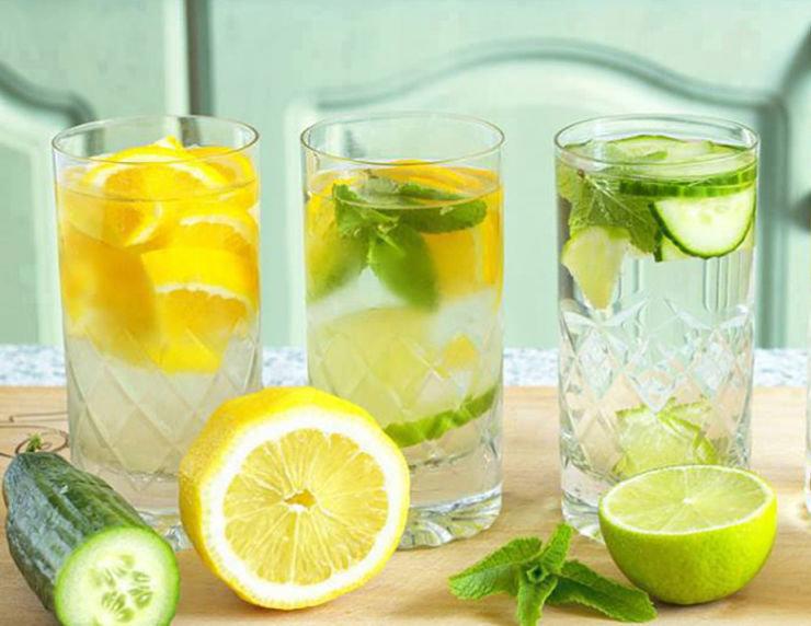 Чем полезна вода с лимоном для похудения фото