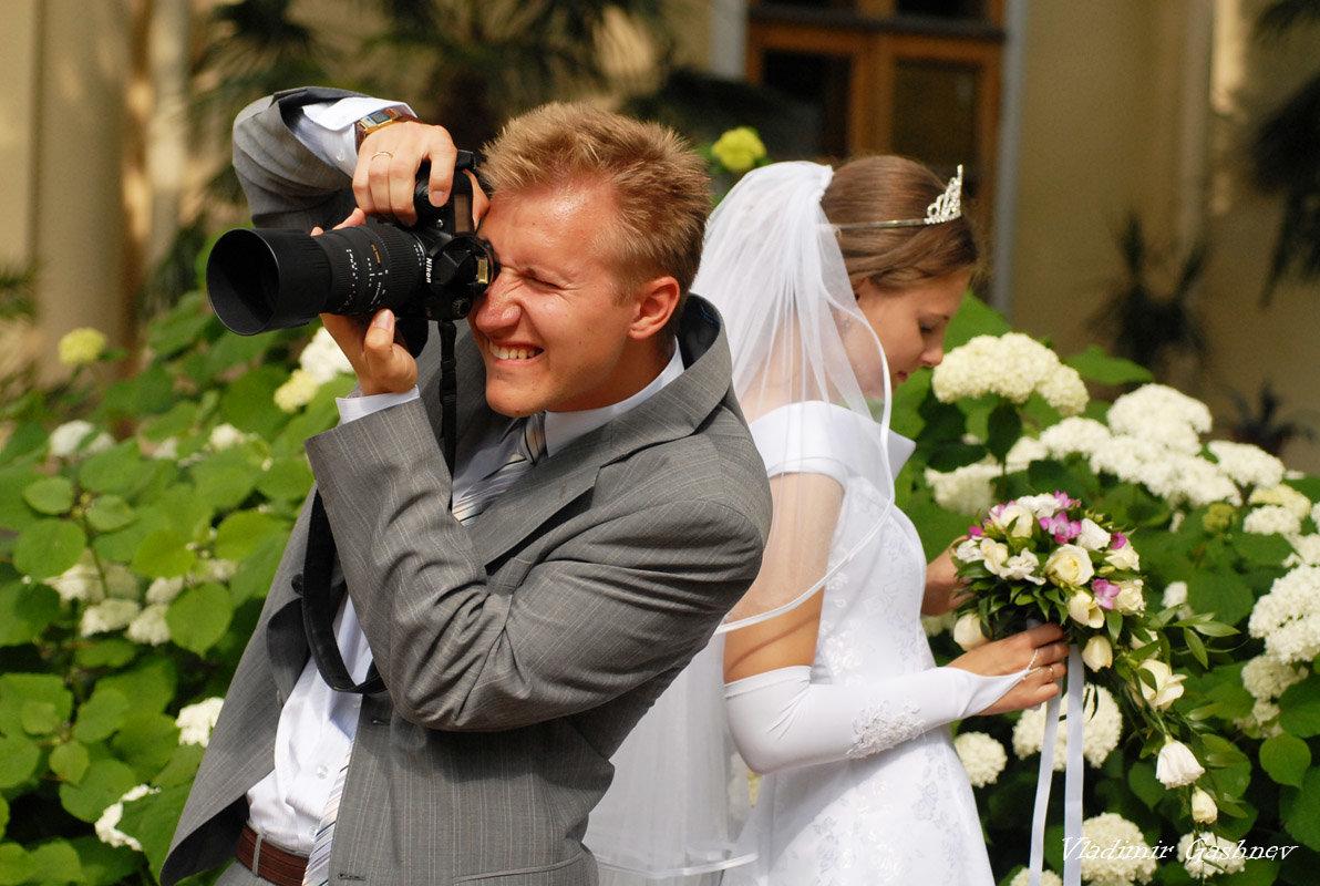 подпольным выпуском споры со свадебным фотографом само только название