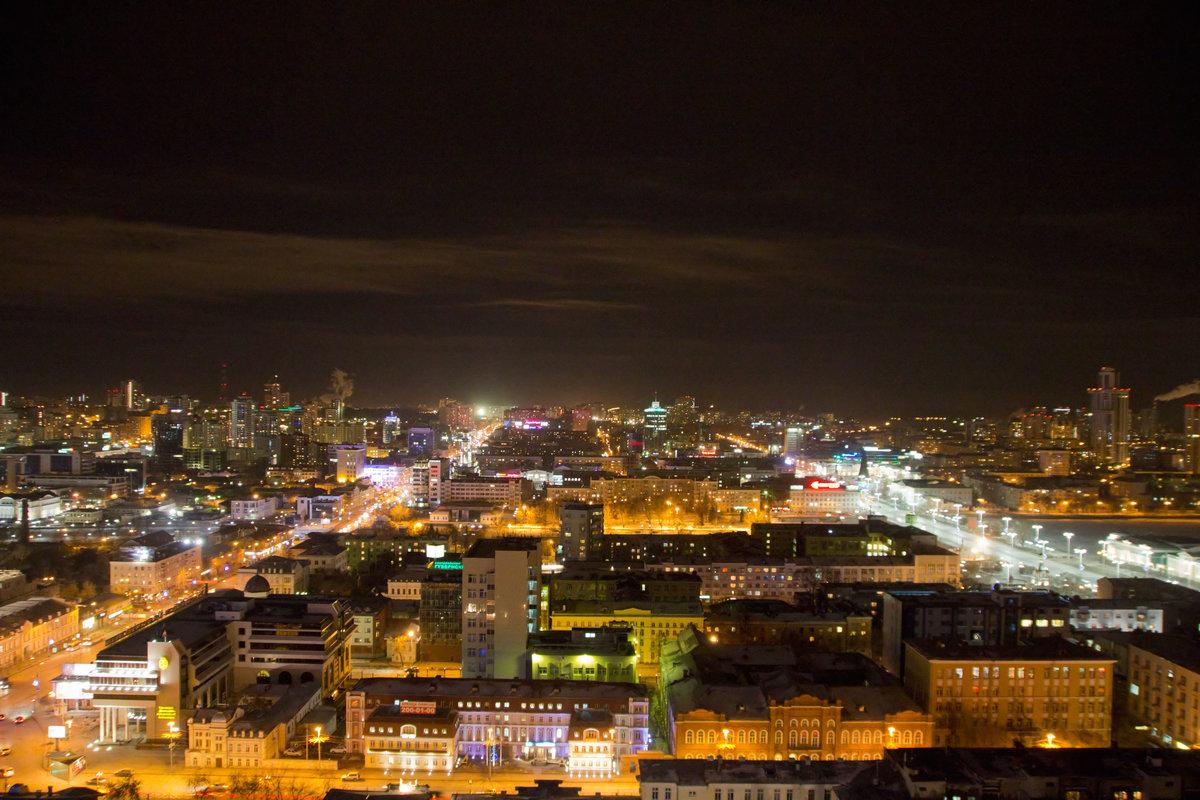 ночные зимние фото екатеринбурга была максималистка, достижении