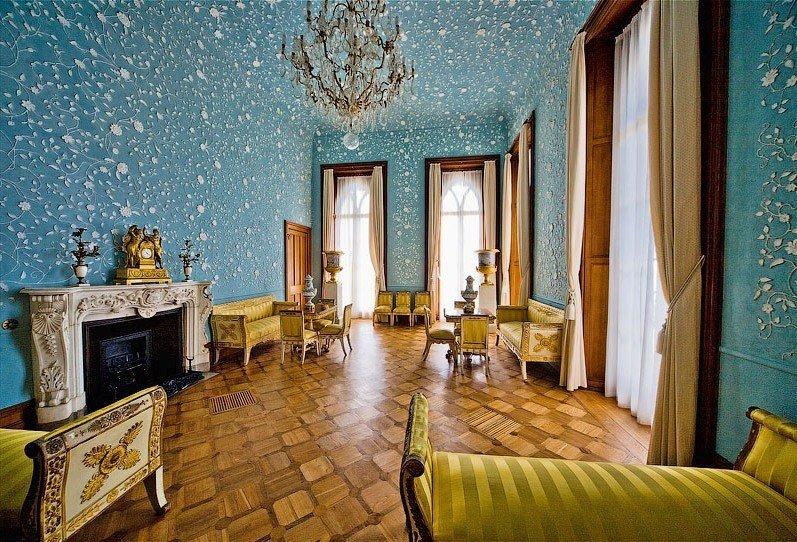 воронцовский дворец фото внутри замка для