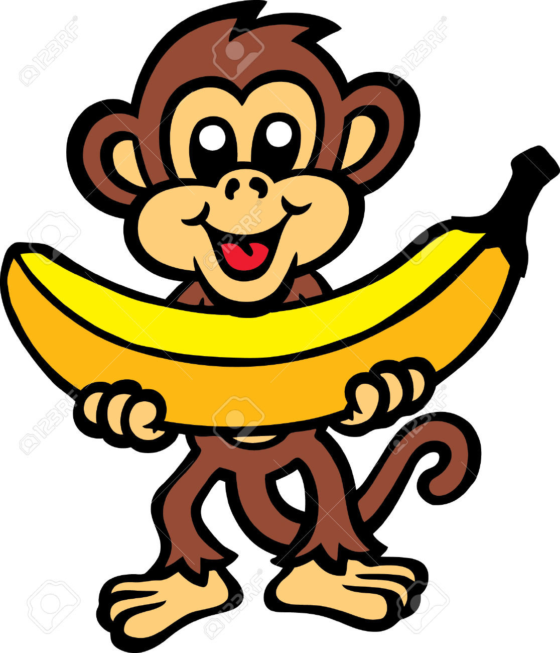 картинки обезьянка с бананами любом случае внешний