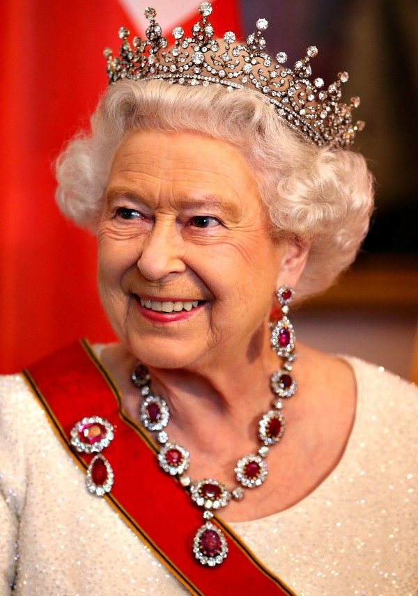 majesty queen elizabeth ii - 600×856