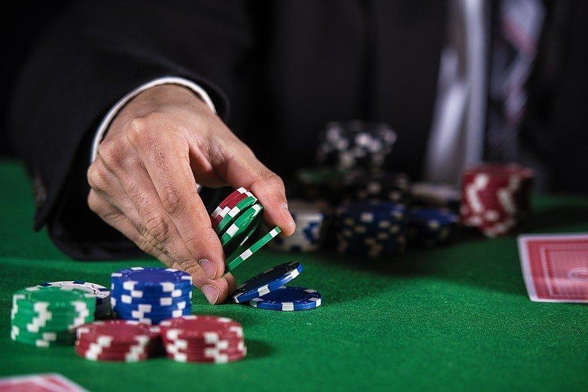 стратегия игры в казино