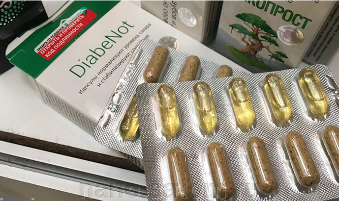 дианоль при диабете отзывы врачей