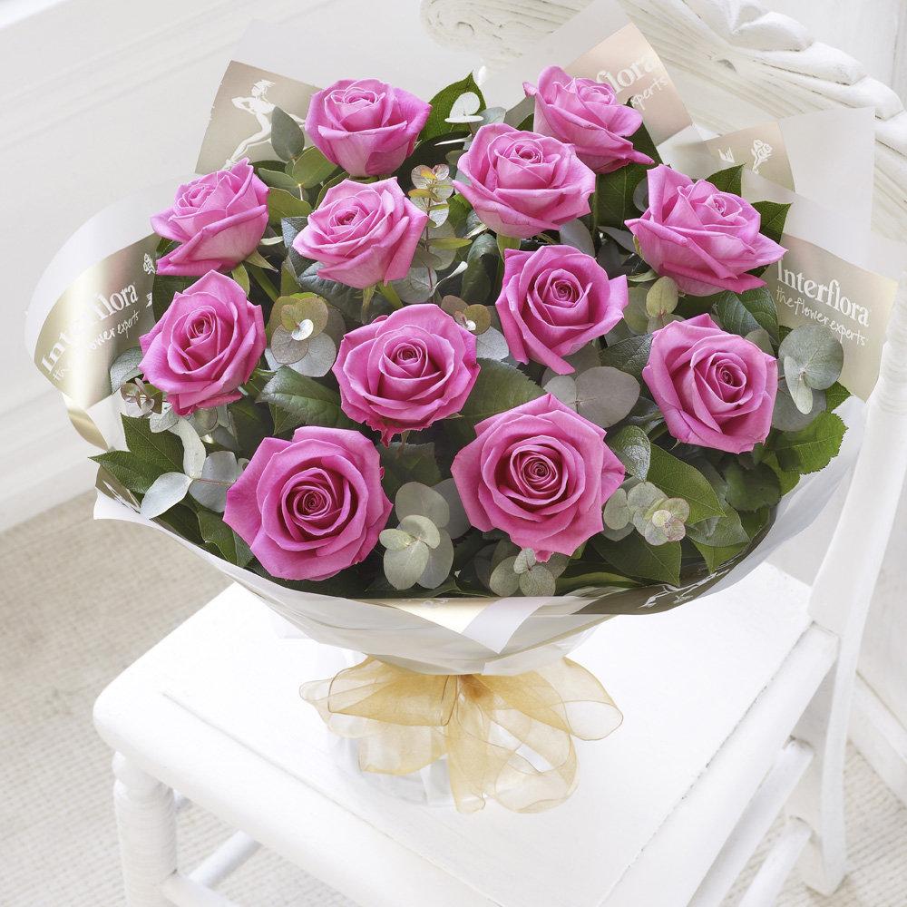 Лечебных, оригинальный букет из роз фото