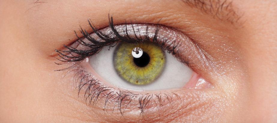 лицо особенно светло-зелено-карие глаза картинка свд
