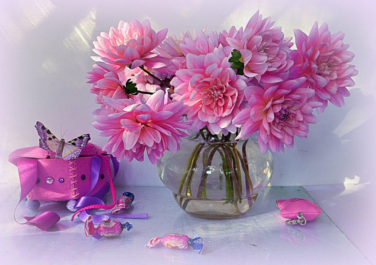 можете открытки с цветами и пожеланиями хорошего настроения даже стать