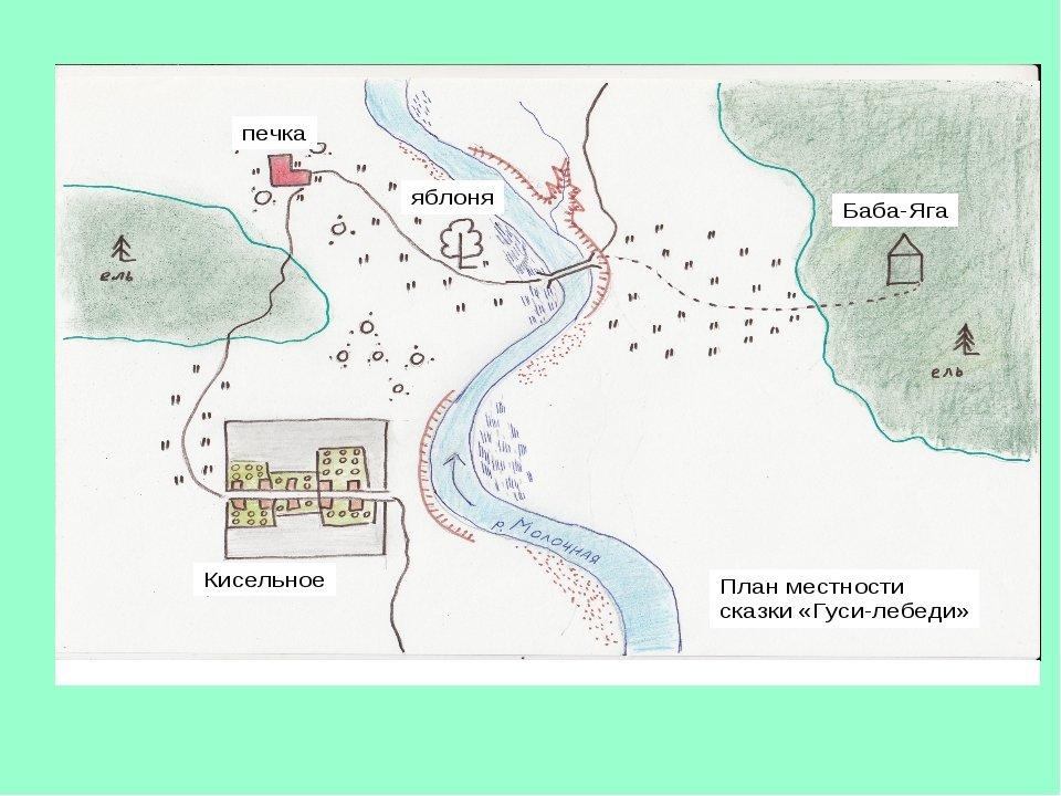 План карт в картинках