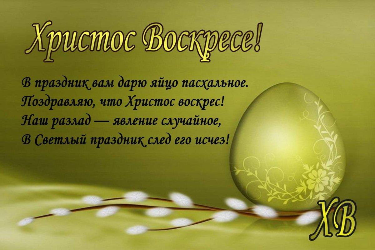 С праздником пасхи поздравления смс короткие христос воскрес