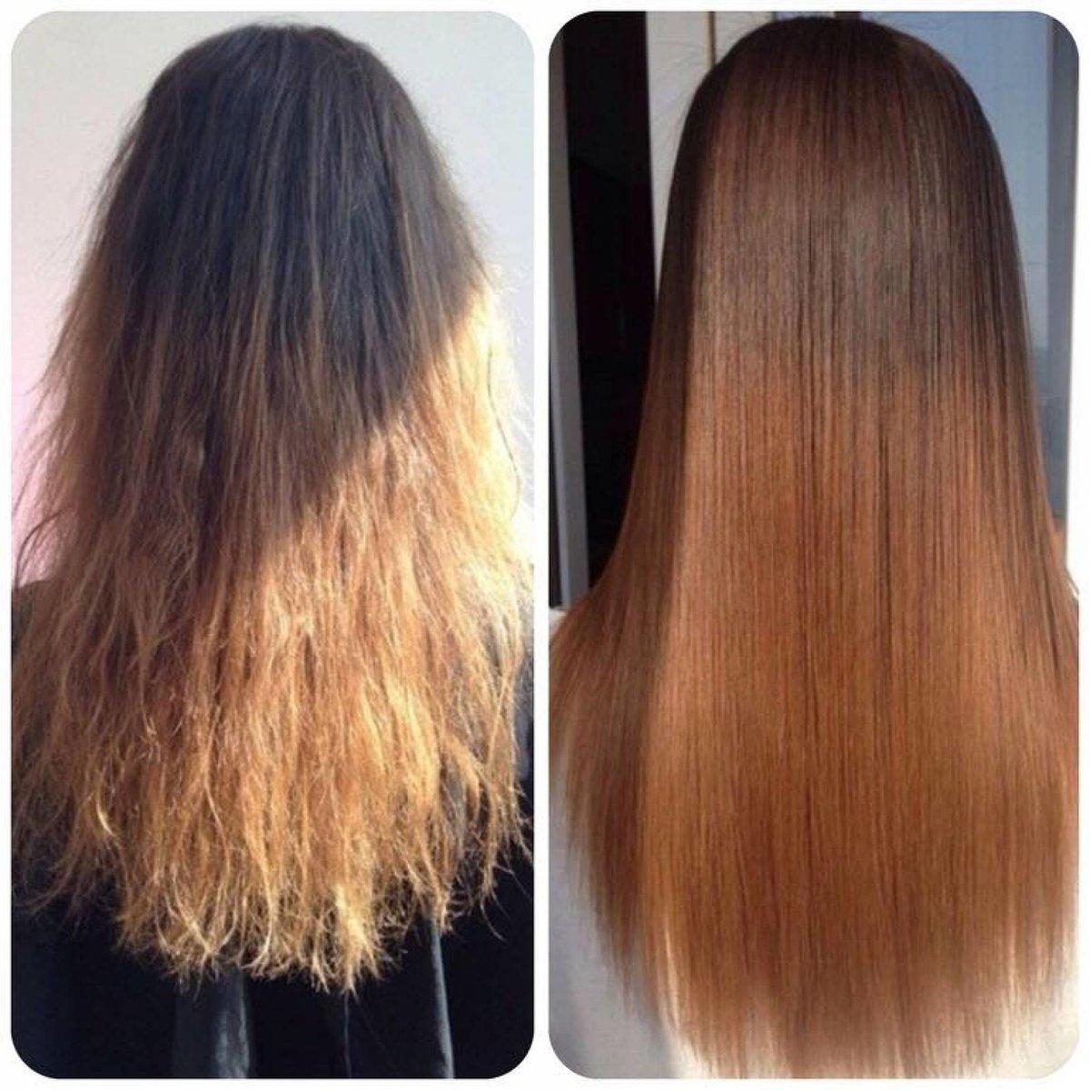 Ботокс для волос: секрет здоровых и блестящих волос