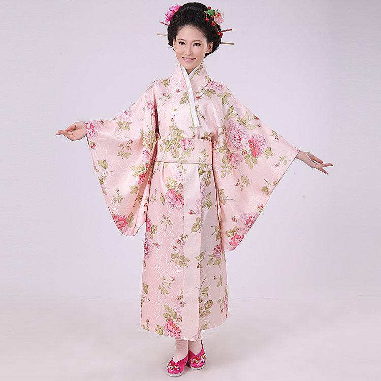 национальный костюм в японии картинки был