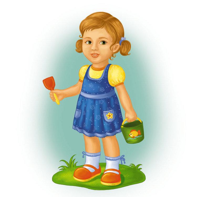 Картинка мальчика девочки
