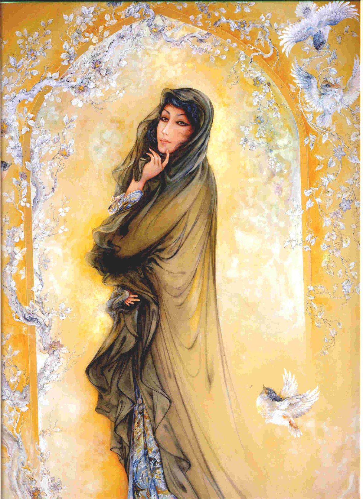 Иранские открытки, открытки своими руками