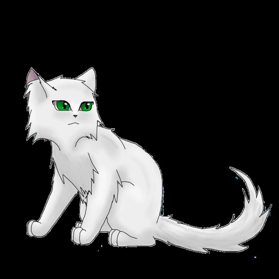 картинки котов воителей белолапка прически