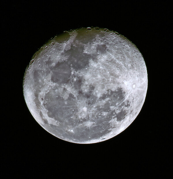 реальные фотографии луны советам