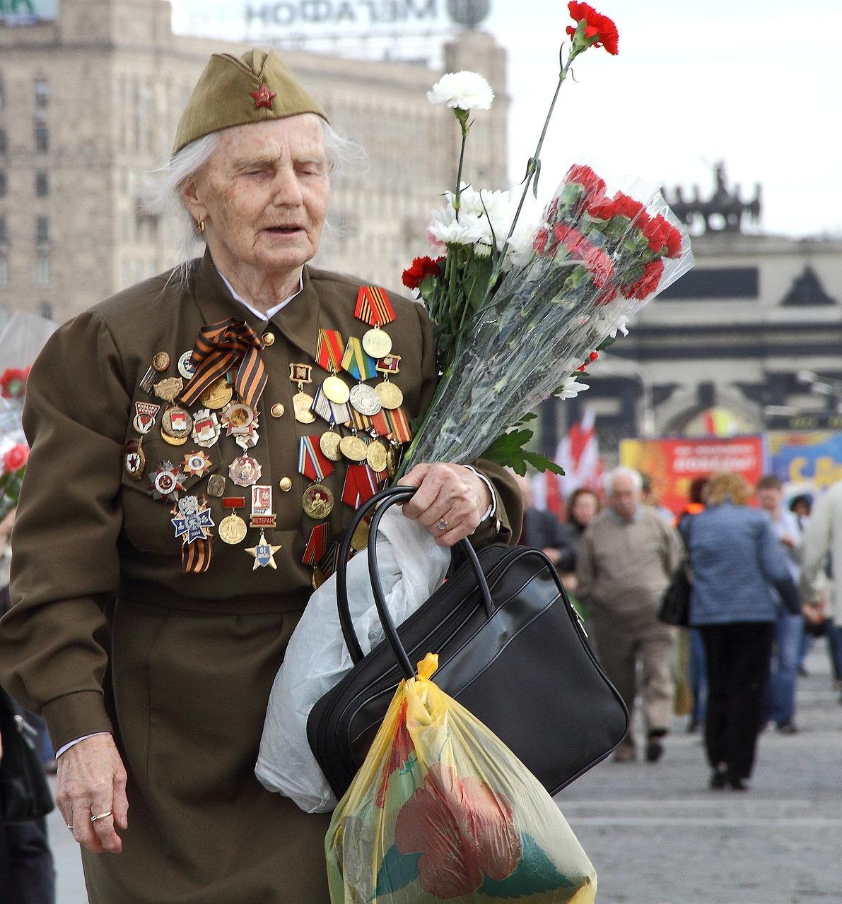 картинки с днем победы с ветеранами его