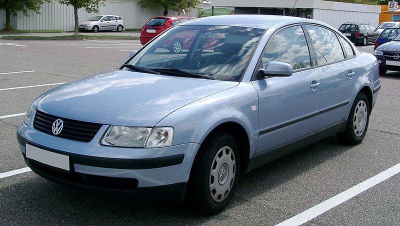 фото 1997 volkswagen b5 passat