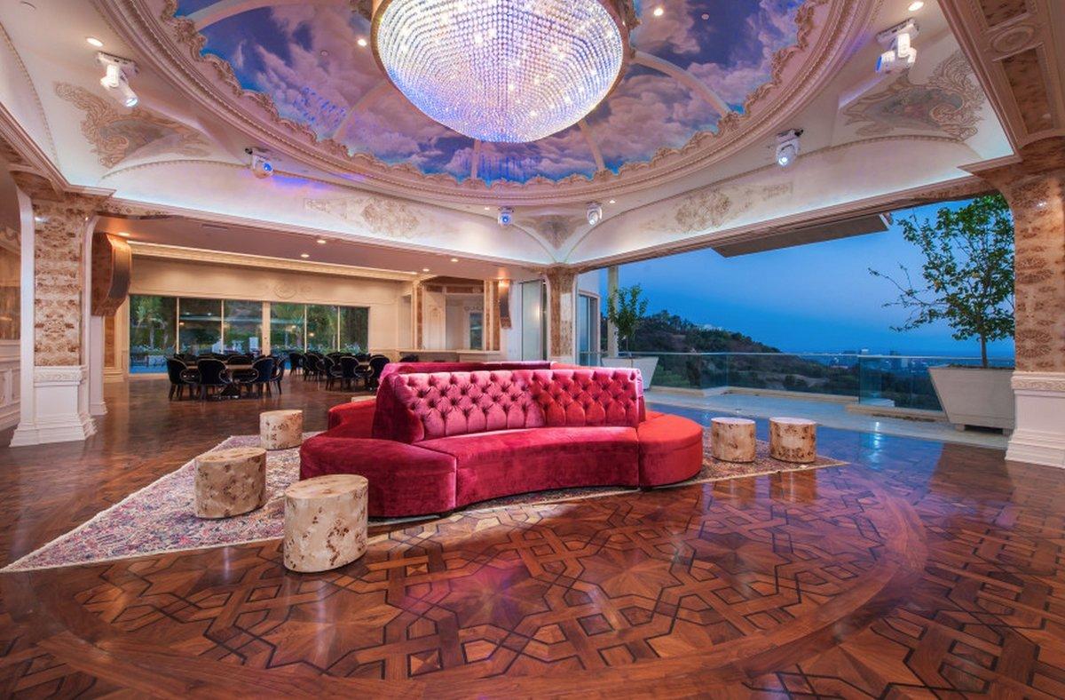Самые богатые дома мира фото внутри
