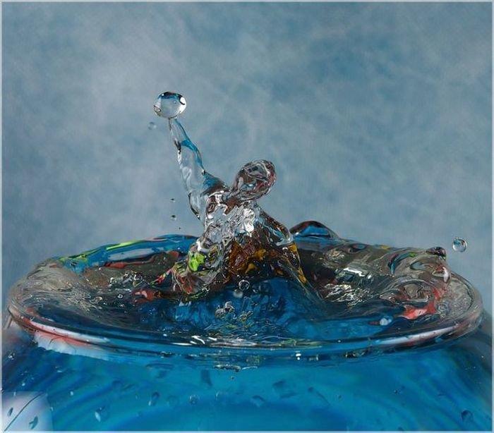 Прикольные картинки по воде, почте онлайн открытки