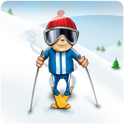День рождения, картинки с днем рождения лыжнику