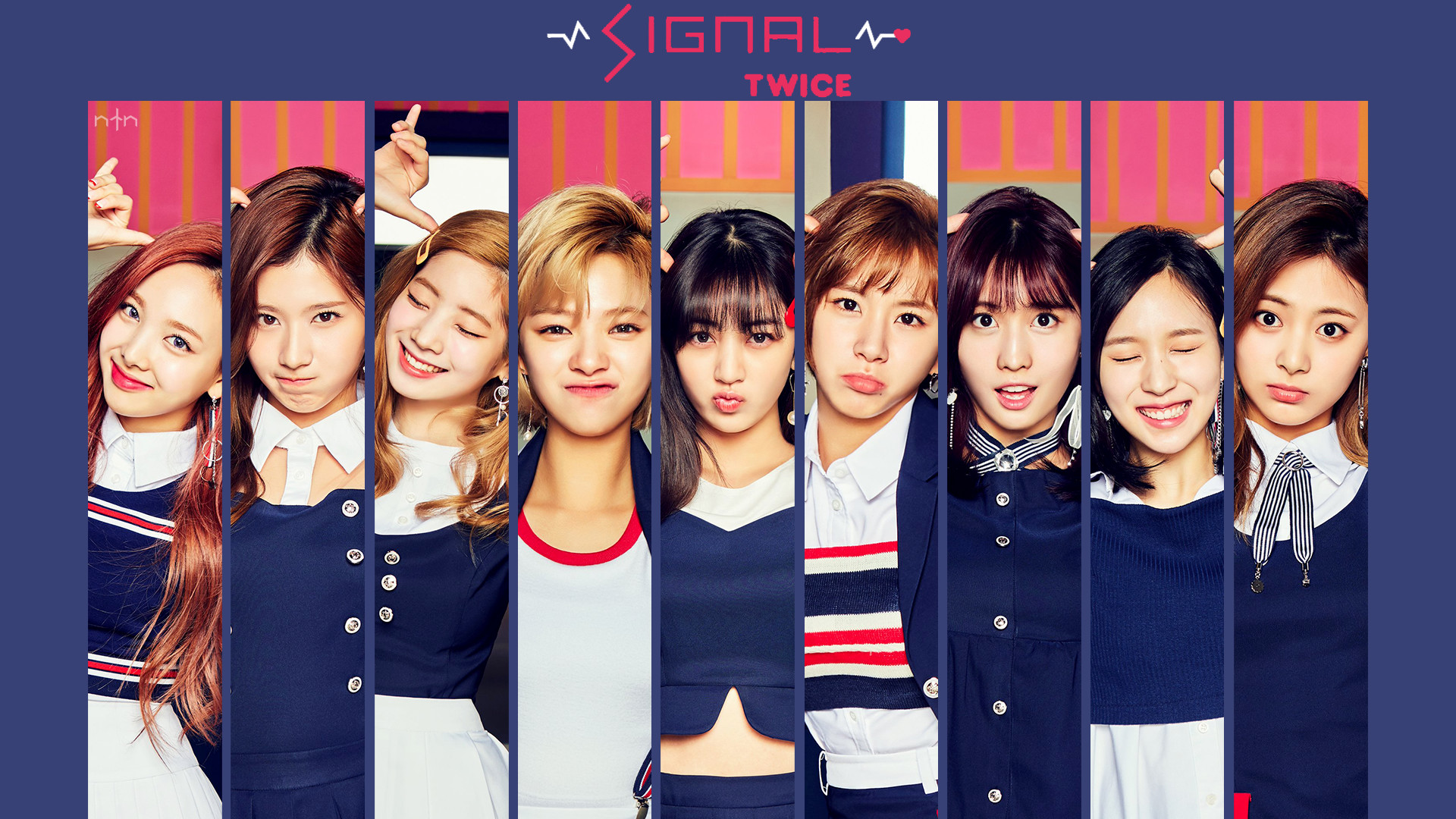 Twice Wallpapers 84 Wallpaperdata Com 4k Wallpapers Wor Card