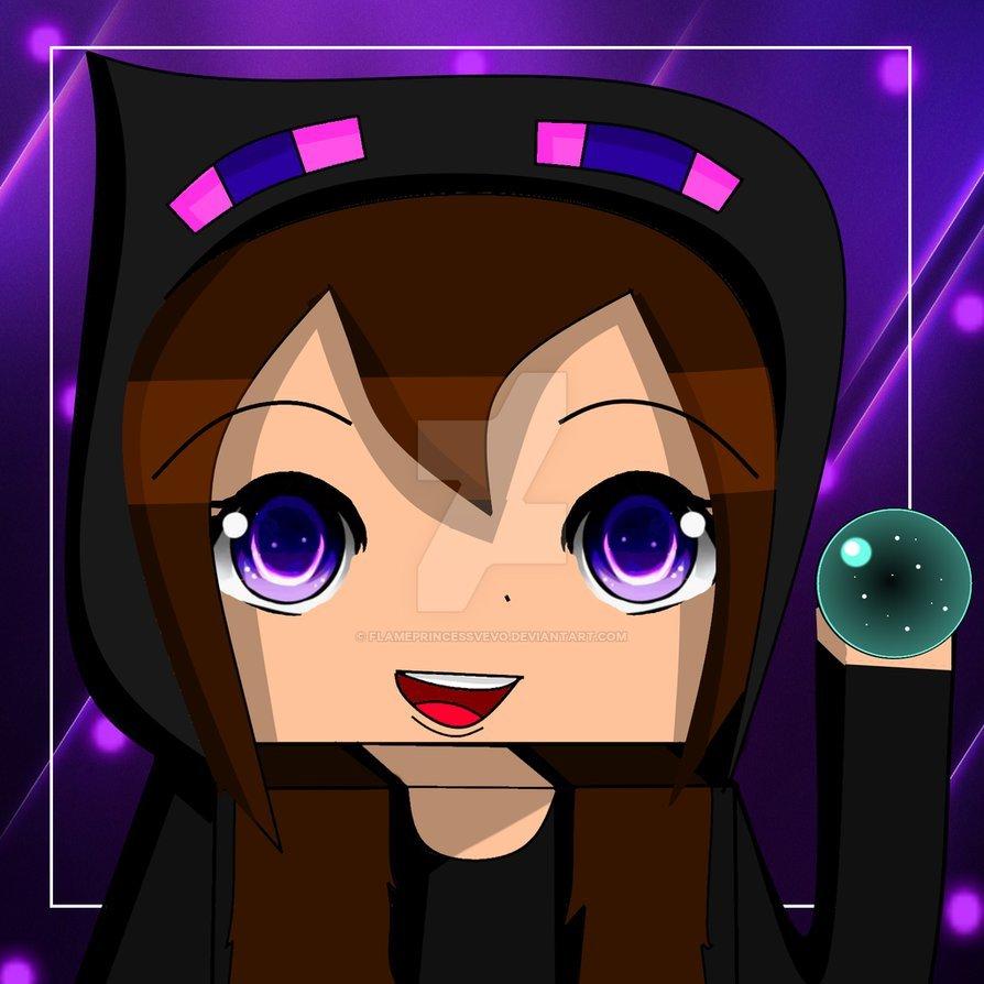 Картинки на аватарку майнкрафт для девочек