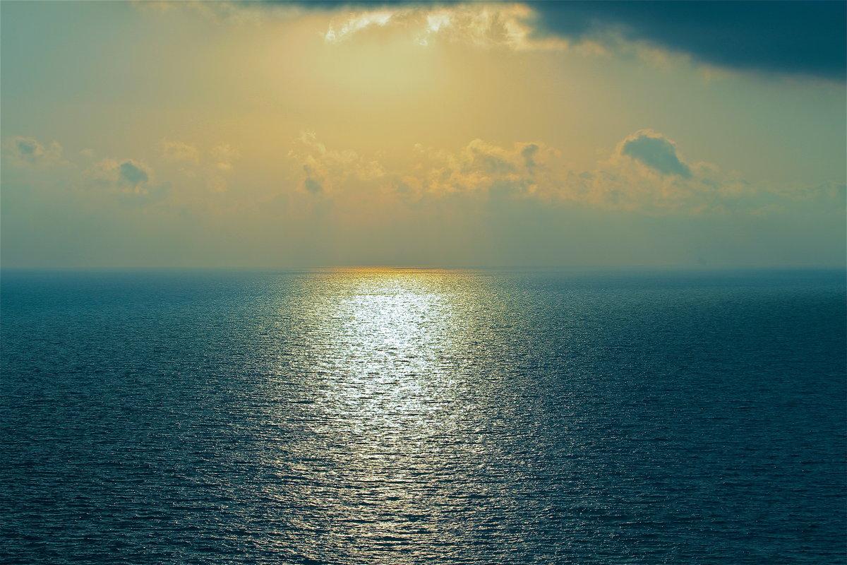 Картинка море утром