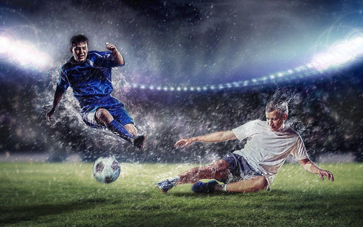 Война миров, крутые картинки футбола