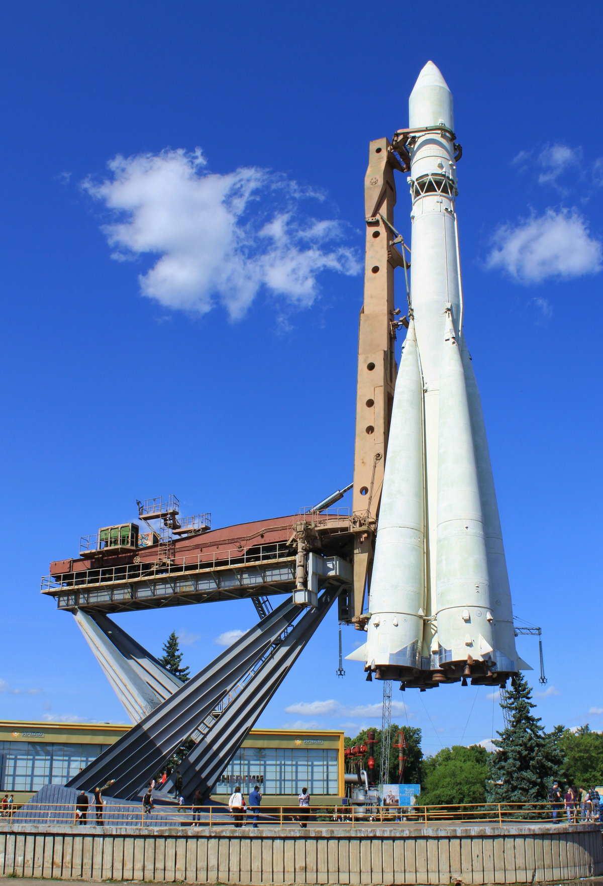Фото ракеты воевода профессионального