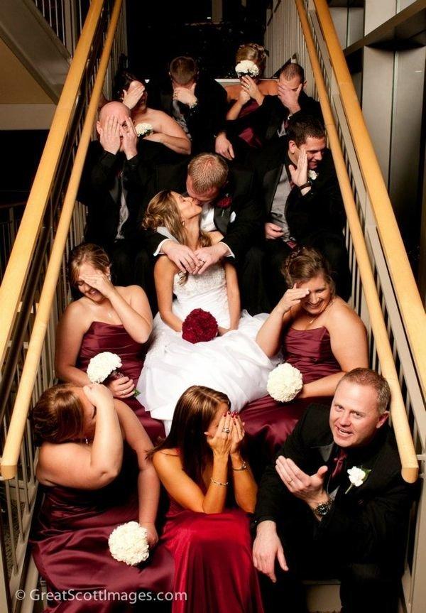 окружающим был групповушки на свадьбах кастинг такими булочками