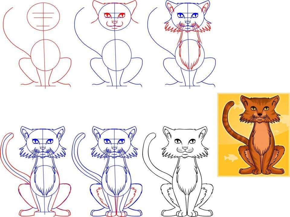 Прикольные картинки на урок рисования