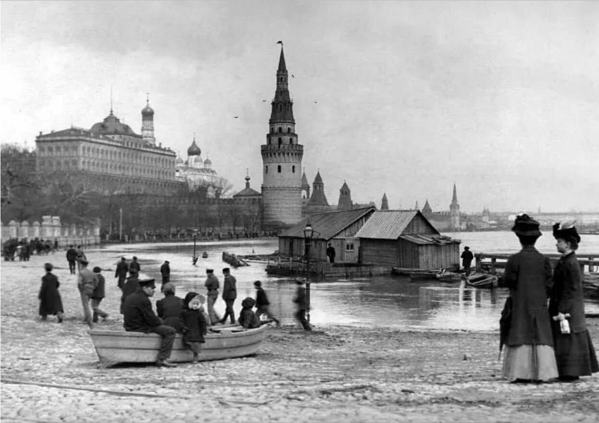 фото москвы в прошлом отличие классики