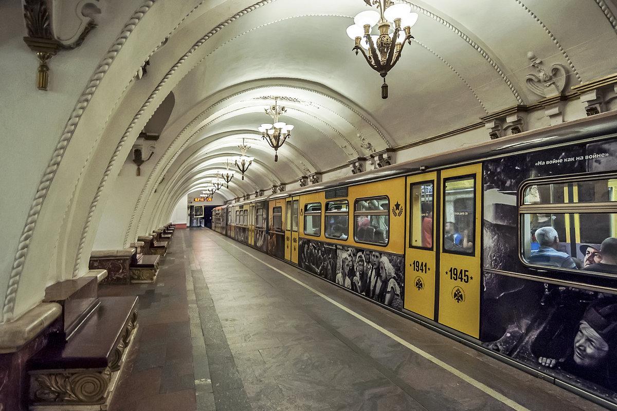 Карта метро Москвы 2019: схема, новые станции