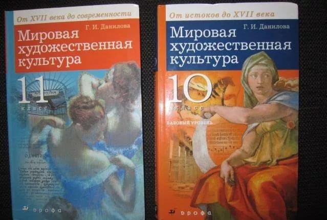 Мировая художественная культура. 11 класс. В 2 частях. Часть 2.
