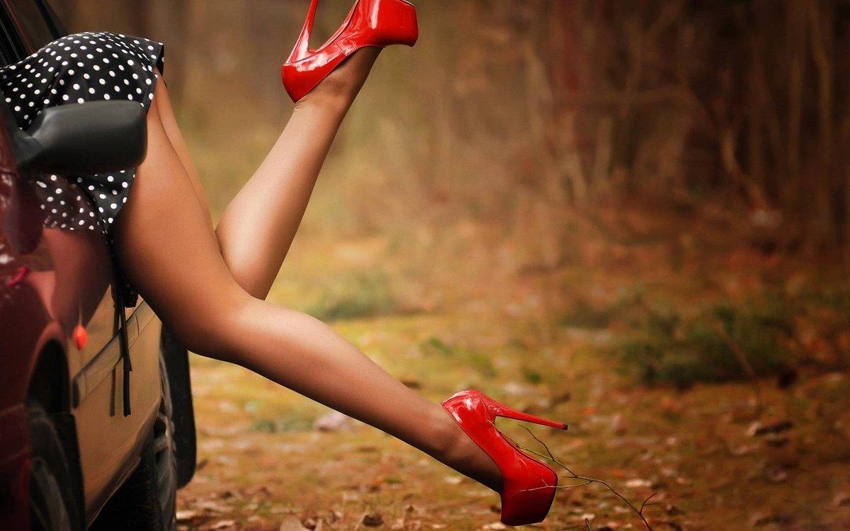 подборка женских ног - 9