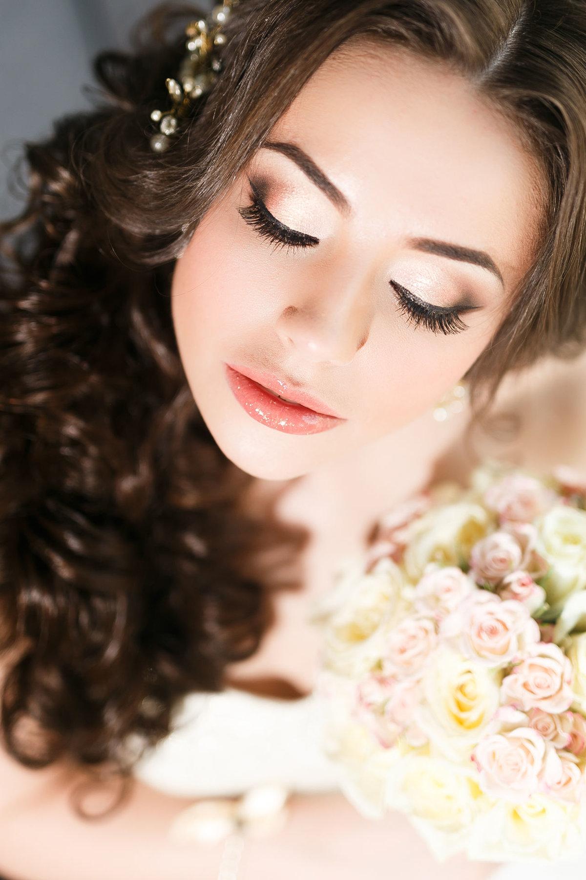 макияж для невесты картинка прекрасно