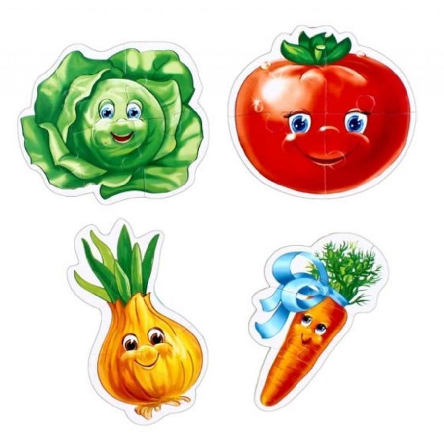 Веселые картинки овощей и фруктов для детей цветные, открытка для девочки