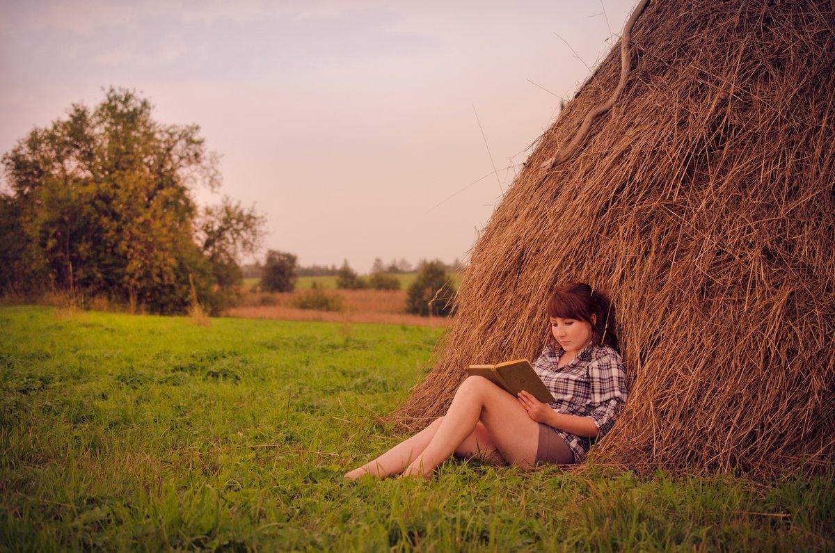 никогда особо идеи для фото возле стогов сена приготовить