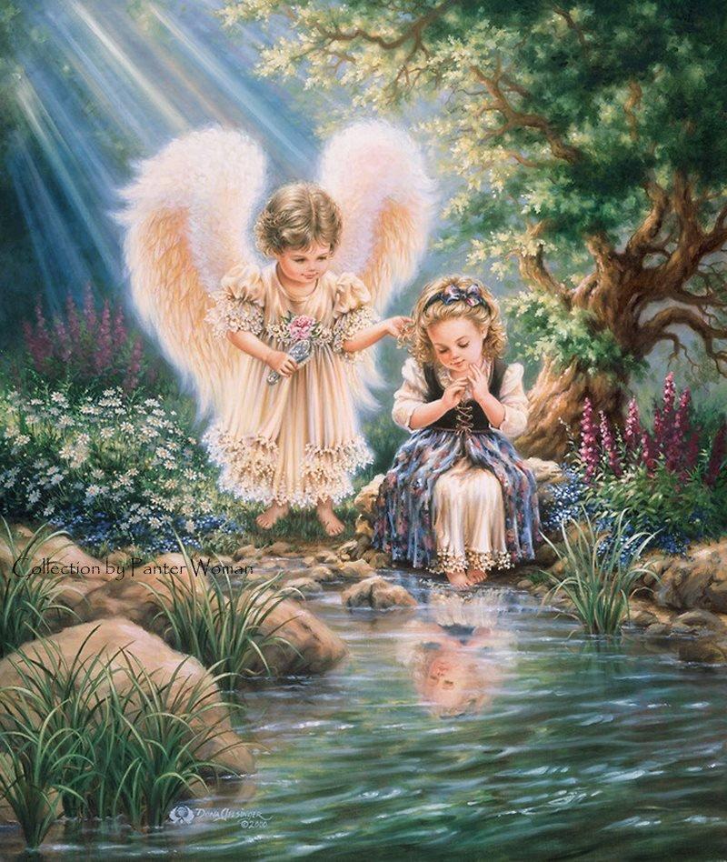 Картинку, картинки с ангелом красивые