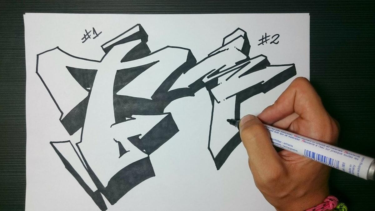 змея граффити на бумаге карандашом фото картинки наши искренние